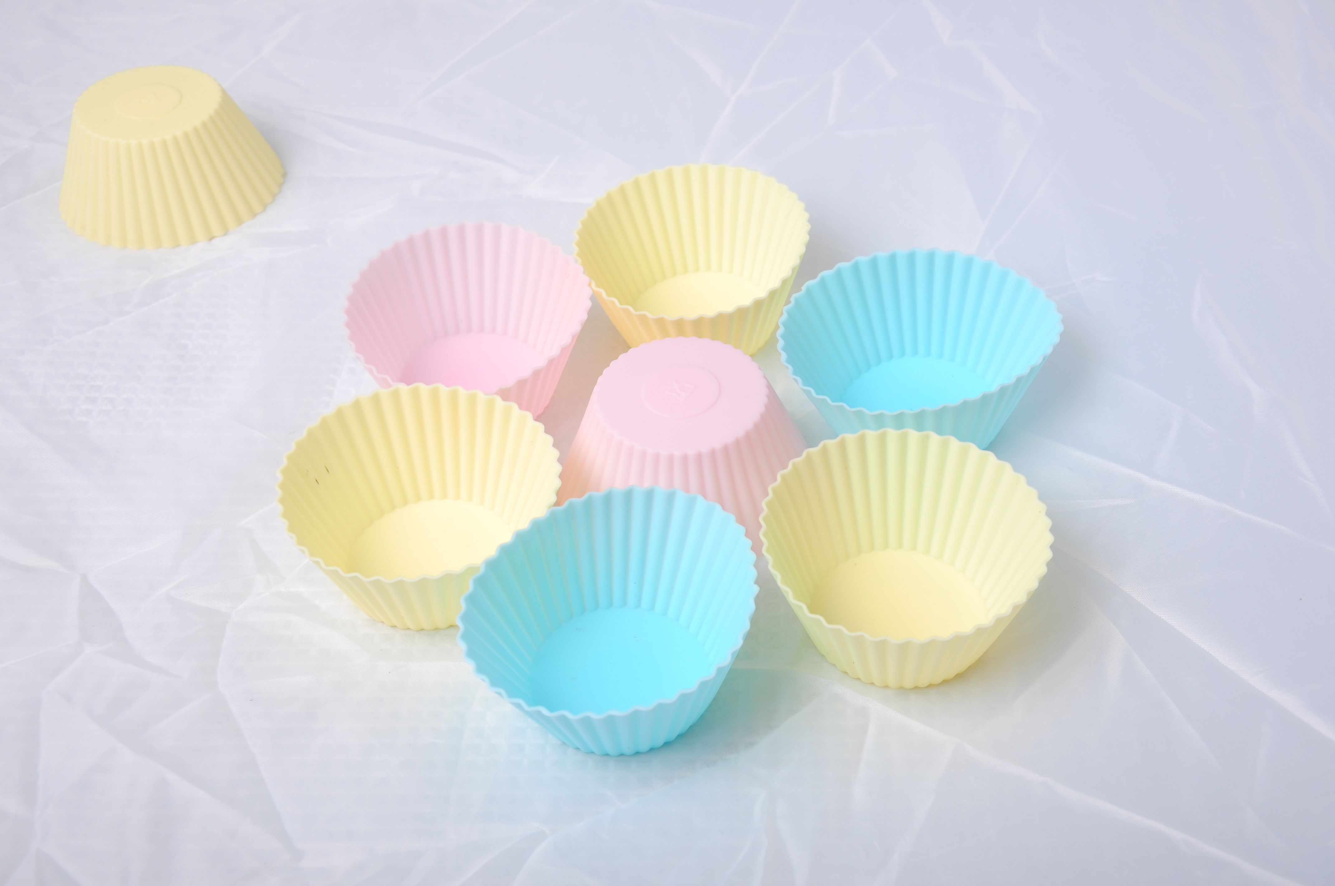 silicone mini cake mould