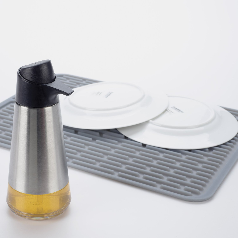 RENJIA kitchen drying mat silicone drying mat silicone dish mats sink