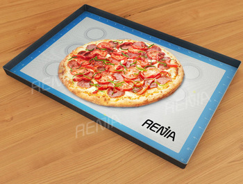 RENJIA silicone baking mat silicone rubber baking oven mat grill and baking mat as seen on tv
