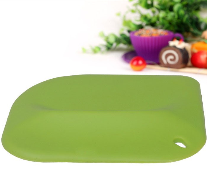 RENJIA dough cutter dough cutter scraper silicone flexible dough scraper